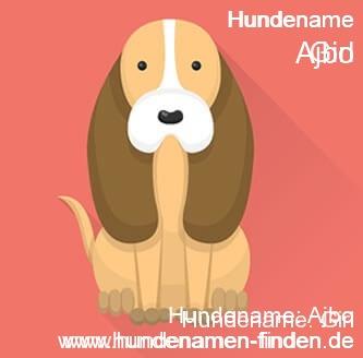 Hundename Ajbo - Hundenamen finden